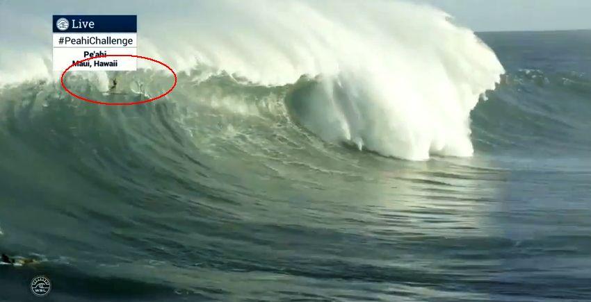 HA - Big Wave Maui 2015 Round 1