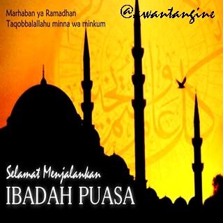 DP BBM Marhabban ya Ramadhan