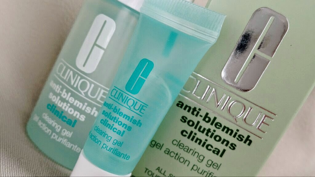 Clinique - Anti-Blemish Clinical Clearing Gel