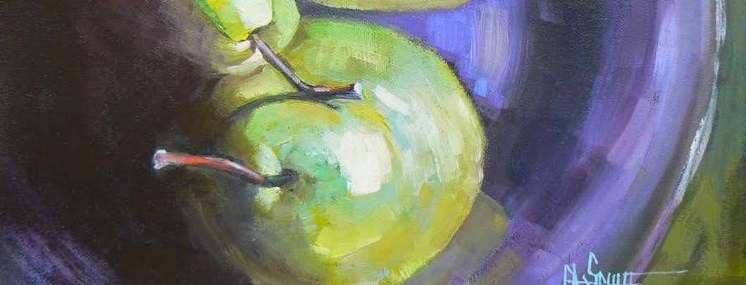 Carol Schiff Daily Painting Still Life