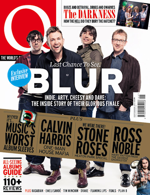 blurqmagazine, blur q magazine, blur july 2012, blur new album, mirror press