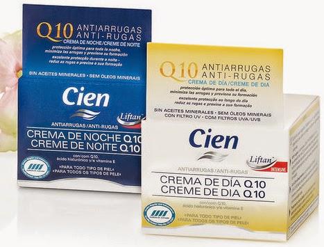crema Lidl q10 Cien antiarrugas de noche y dia precio comprar