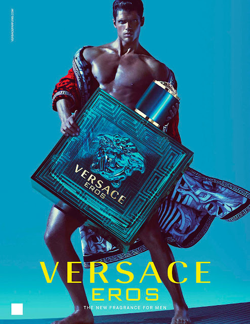 Brian Shimansky Versace Spring 2013 Eros Campaign