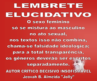 LEMBRETE ELUCIDATIVO