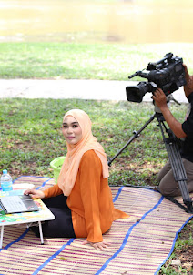 Featured in Program Tumit Tinggi TV1. (14/5/2017)