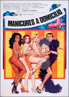 Download - Manicures a Domicílio - DVDRip - AVI - Nacional