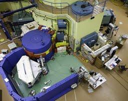 Portugal tem Reactor Nuclear