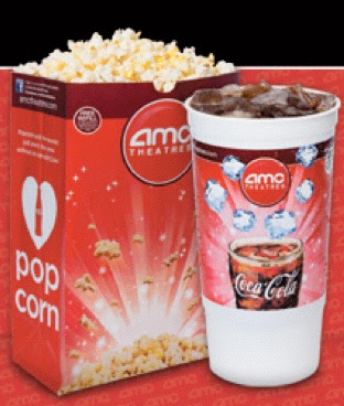 AMC THEATRE MOVIE COUPON