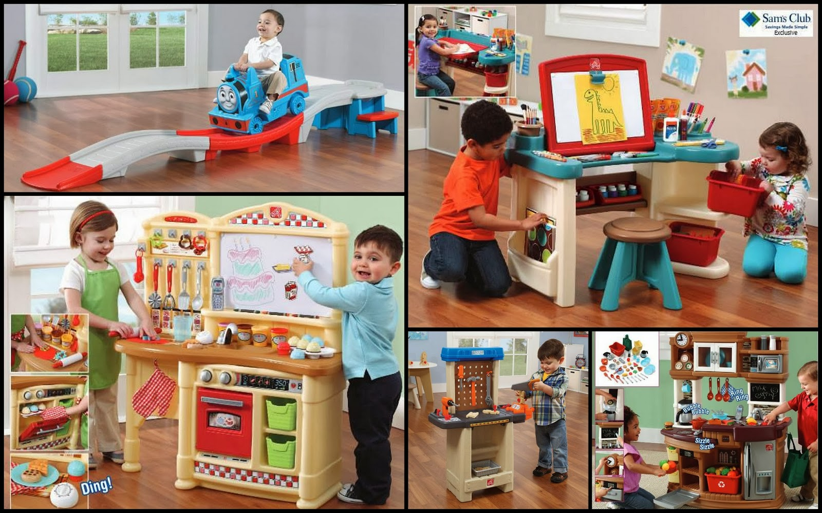 Step Busy Bake Shop Play Kitchen Review