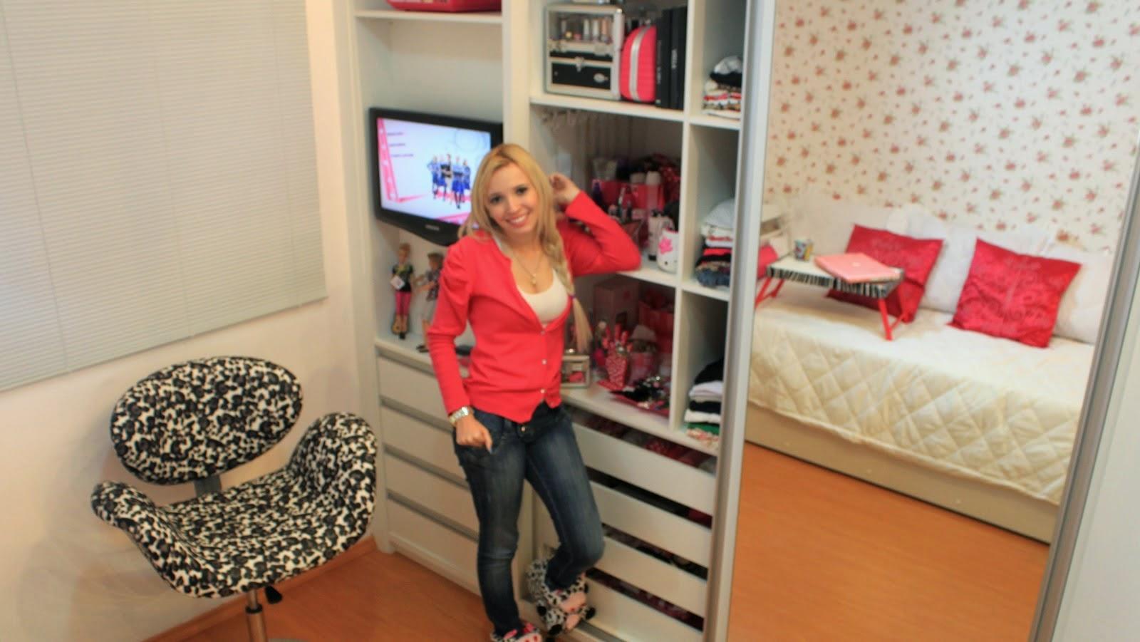 Vanessa Wonsovicz Tour Pelo Quarto ~ Quarto das Blogueiras  DE MENINA PARA MENINA  Beleza, comportamento