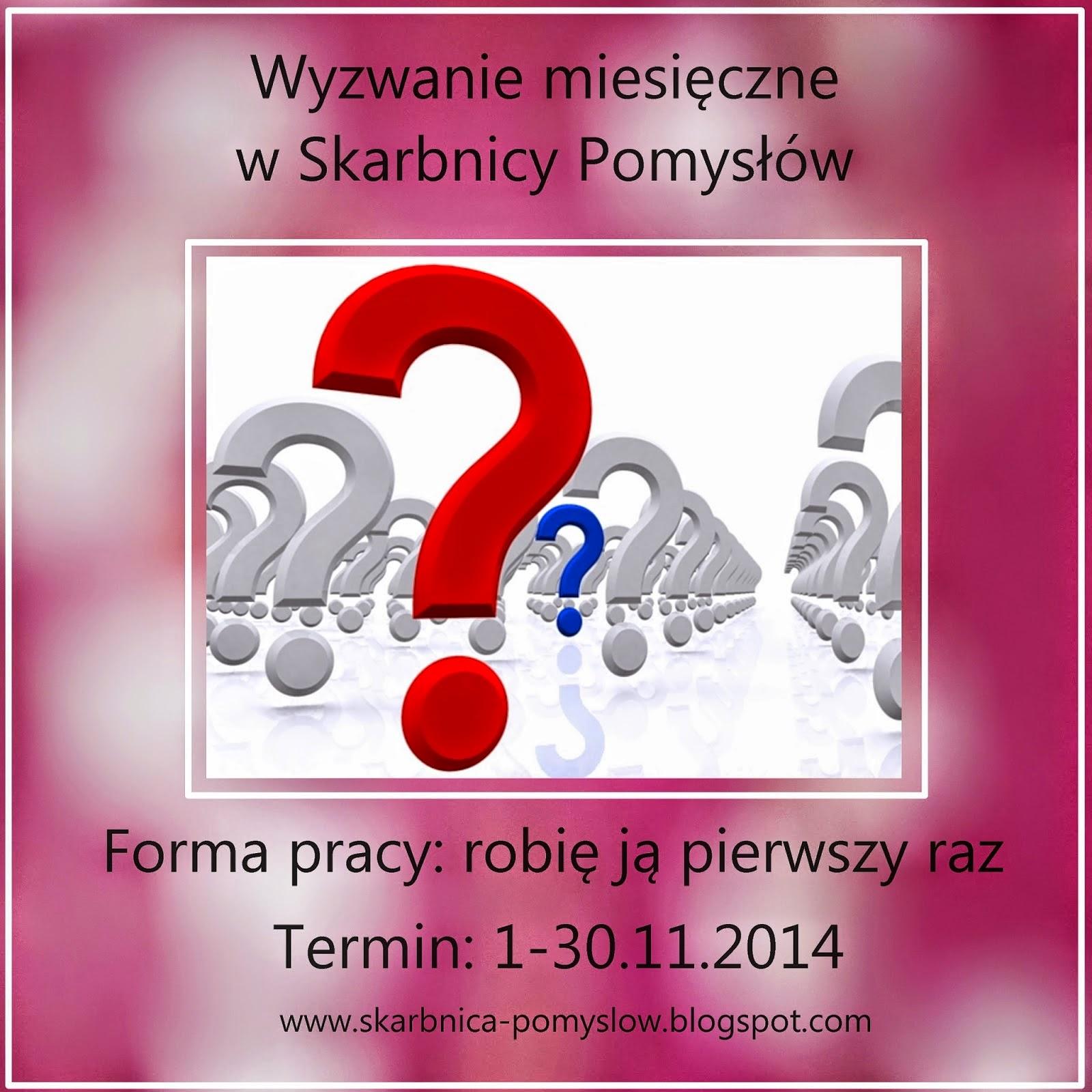 http://skarbnica-pomyslow.blogspot.com/search/label/wyzwanie