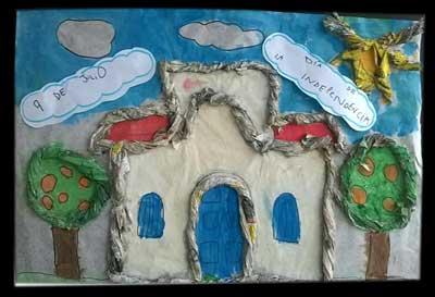 Mi sala amarilla 9 de julio ideas para carteleras for Decoracion 9 de julio