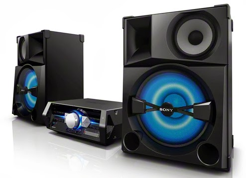 hi fi sound system sony ultimate home audio system shake 5. Black Bedroom Furniture Sets. Home Design Ideas