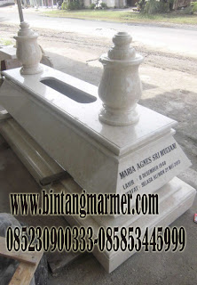 Nisan marmer-Makam Batu Nisan Marmer