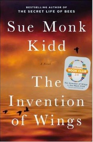 Quick Pick The Invention Of Wings By Sue Monk Kidd Books I Think - Can-pick-the-book-quick