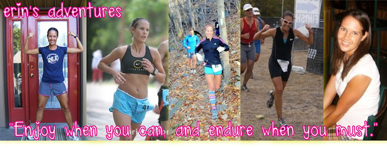 Erin's Adventures in Running...and Life