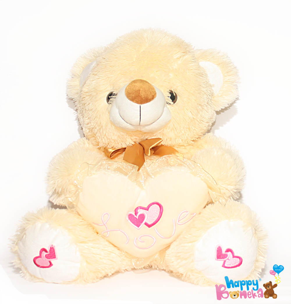 Happy Boneka Jual Beruang Jumbo Loved Murah Kado Spesial Dan Paket Vaneltine