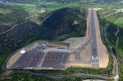 Obriu el Web de l'Aeroport de La Seu de la Generalitat de Catalunya