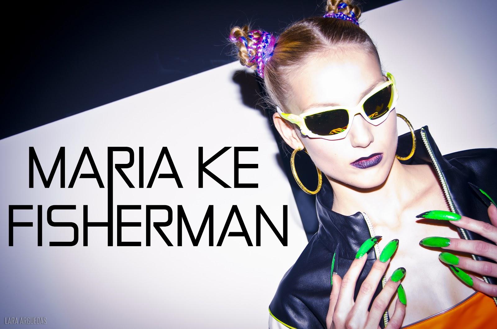 MARIA KE FISHERMAN