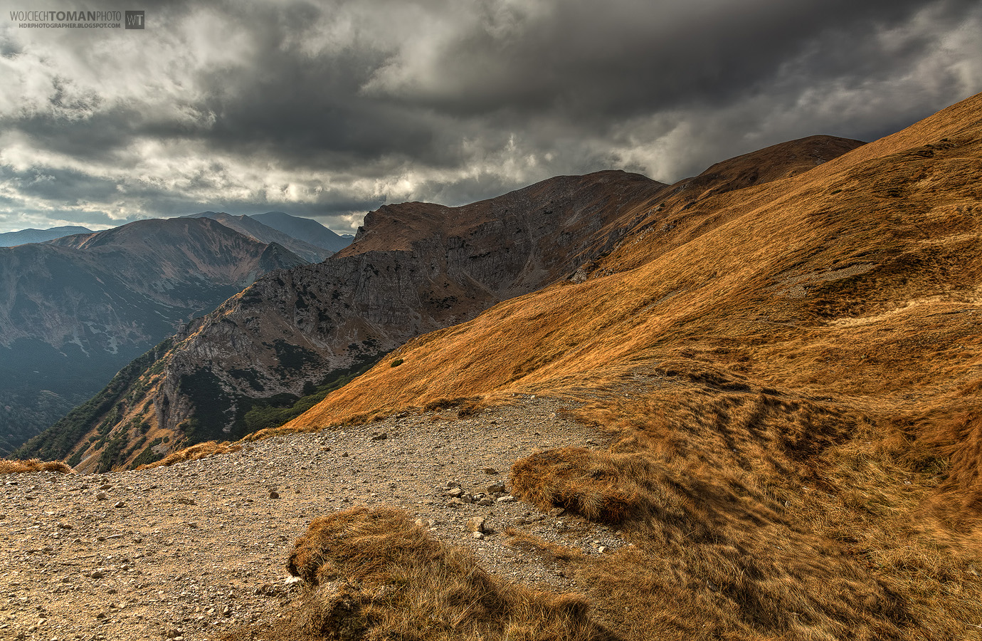 Przełęcz Pod Kopą Kondracką
