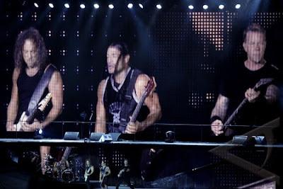Konser Metallica di Jakarta Foto dan Video