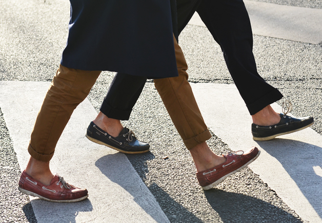 My Fashion Tricks Street Style Boat Shoes