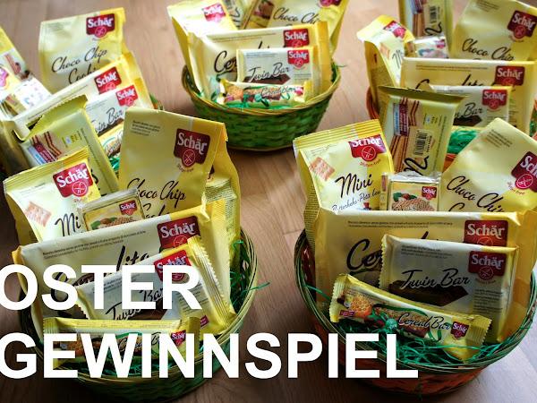 5 glutenfreie Osternester von Schär gewinnen!