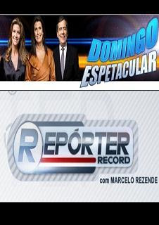 Domingo Espetacular 30/12/2012 HDTV AVI BAIXAR programa download