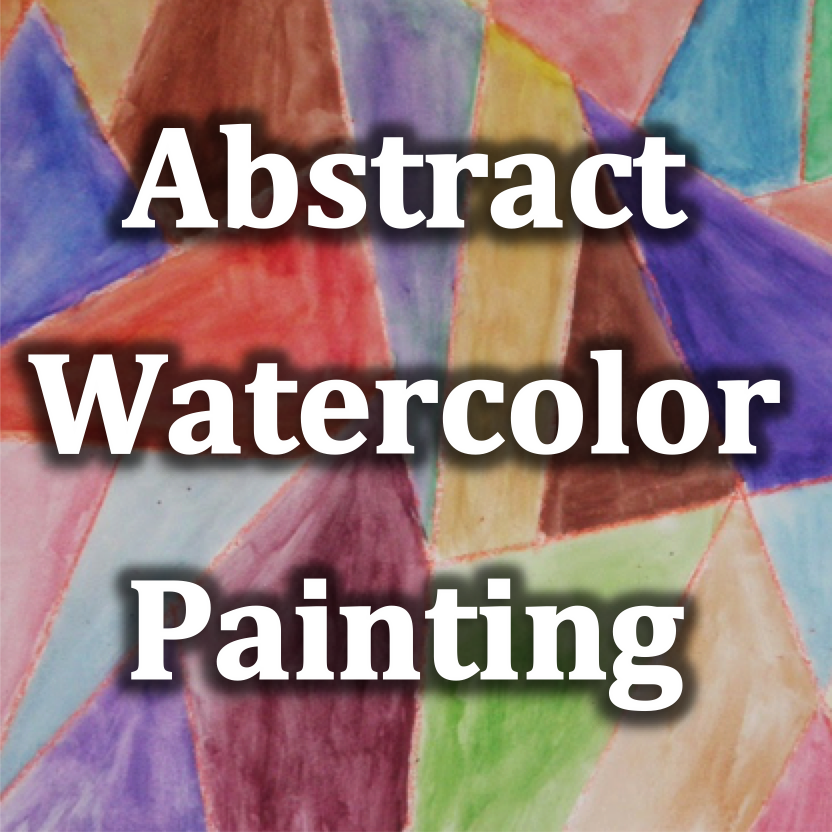 Art Survey (8) | Abstract Watercolor Paintings