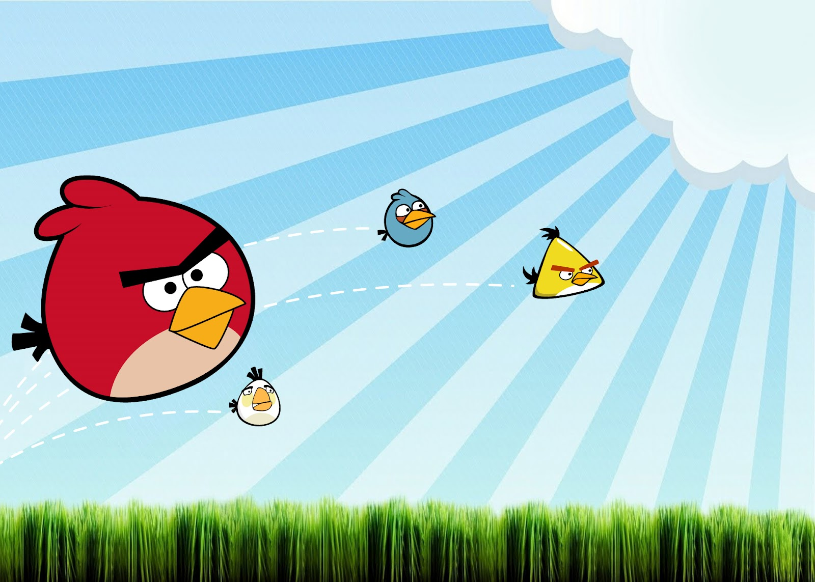 Cook! Create! Consume!: Angry Birds Pinterest Party
