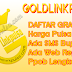 Cara Setting isi Sms Buyer GoldLink Pulsa