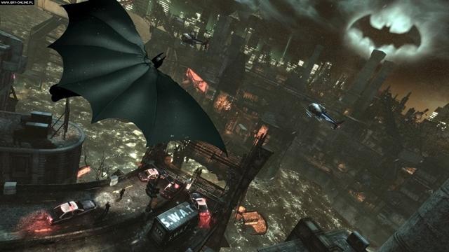 โหลดเกมส์ BATMAN ARKHAM CITY