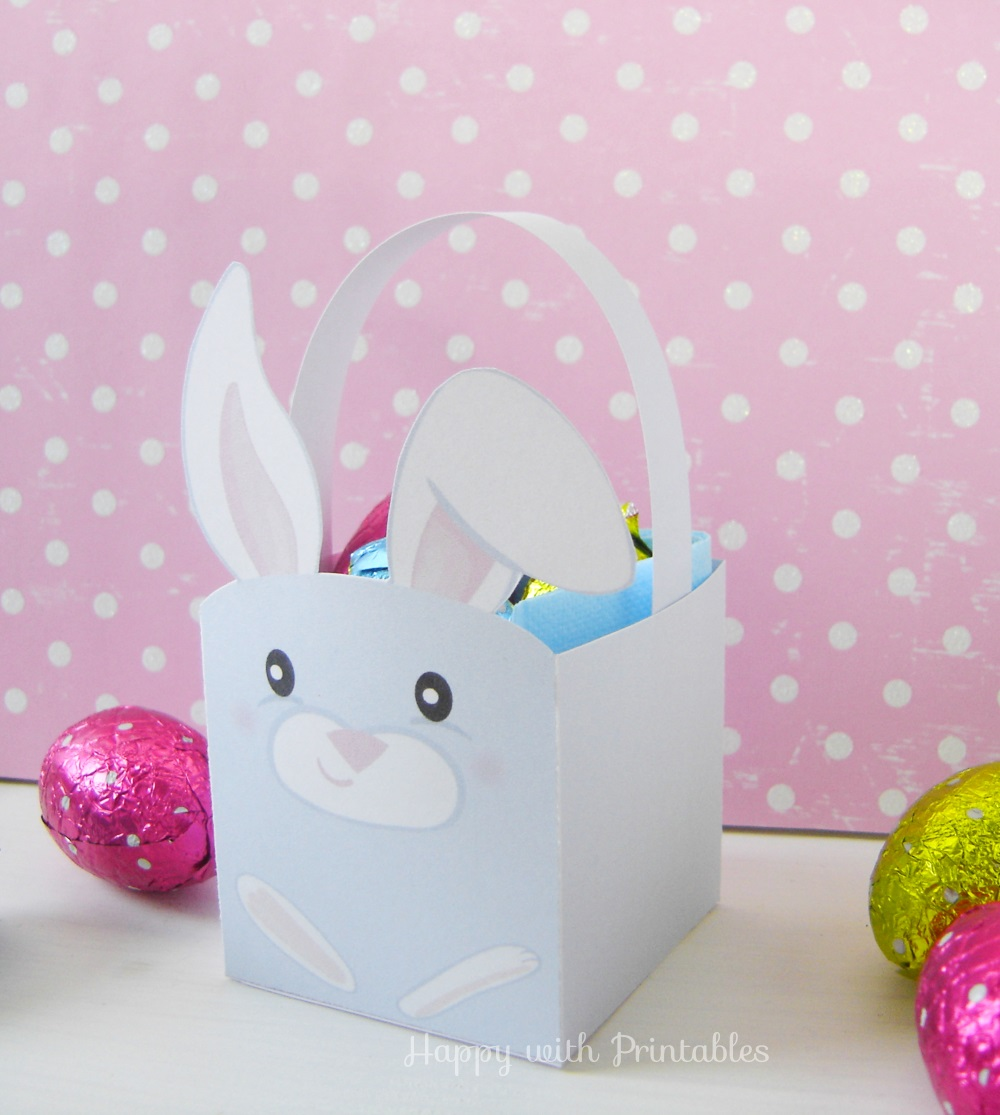 BUNNY BOX FREE PRINTABLE