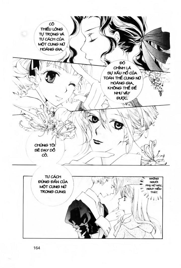 A Kiss For My Prince - Nụ Hôn Hoàng Tử Chapter 10 - Trang 32