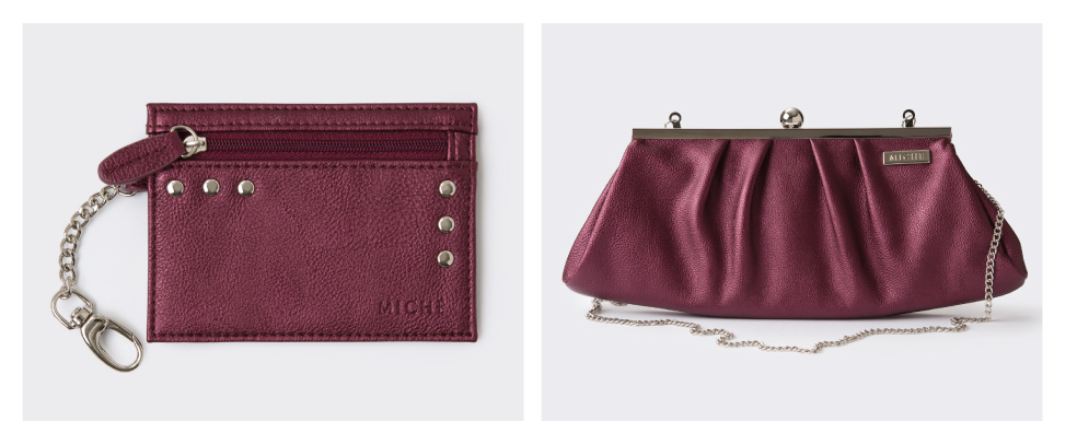 Miche Berry Clutch and Coin Purse | Shop MyStylePurses.com