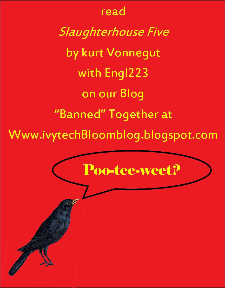 kurt vonneguts slaughter house five essay Kurt vonnegut's slaughterhouse 5: summary & analysis kurt vonnegut's slaughterhouse 5: he wrote slaughterhouse five to answer the question that resounded.