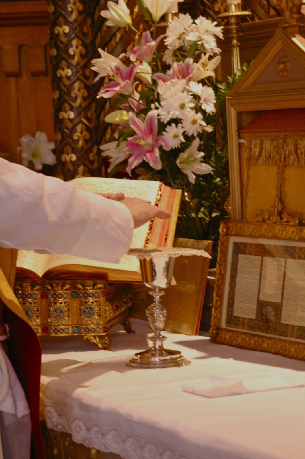 El verdadero sacerdocio