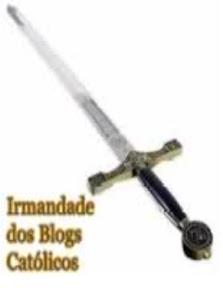 SELO DA IRMANDADE DOS BLOGS CATOLICOS
