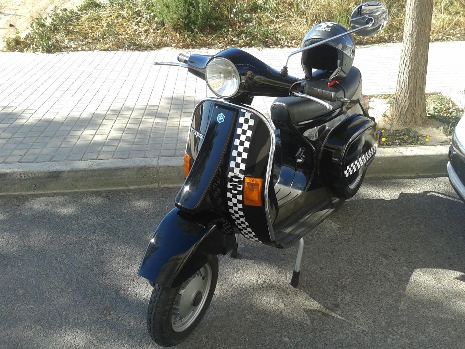 vespa 125 pk fl