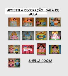 APOSTILA DECORAÇÃO DE SALA DE AULA