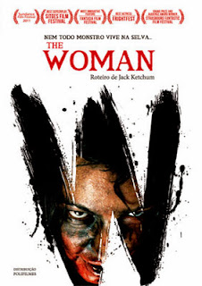 The Woman: Nem Todo Monstro Vive na Selva - BDRip Dual Áudio