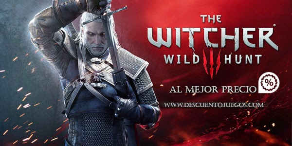 comprar the witcher 3 wild hunt barato