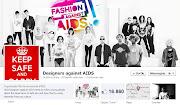 Curiosidades: Tokio Hotel na capa dodo @ Designers against AIDS (captura de tela inteira )