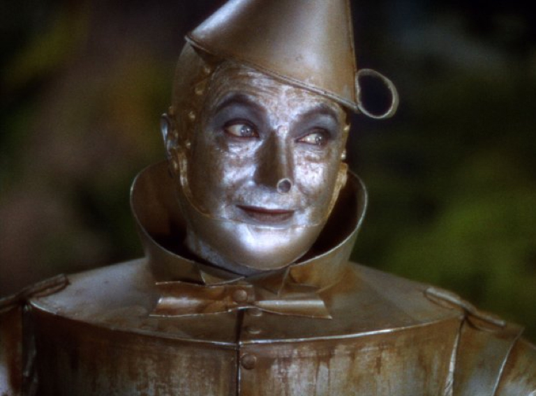 who was supposed to play tin man in the wizard of oz
