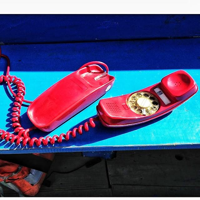 telefone modelo gondola