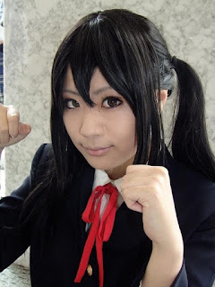 K-On! Azusa Cosplay by Arigaya Shino