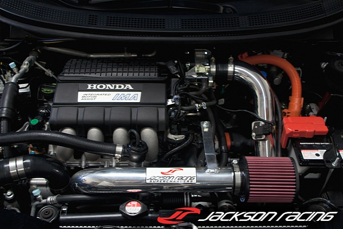 formerly The Honda Portal: Honda CR-Z Gets Supercharger Kit from ...