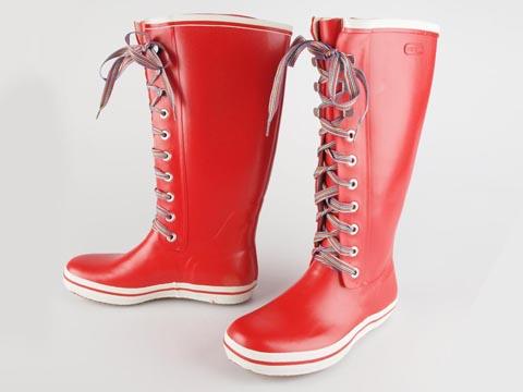 røde gummistøvler sang