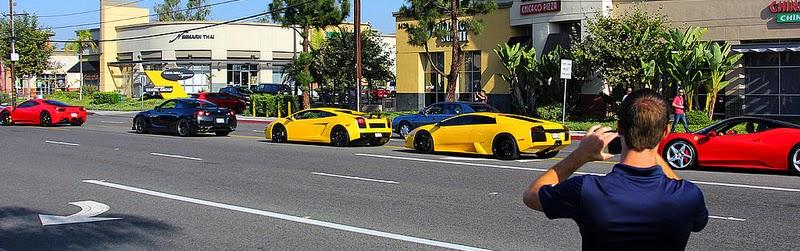 Lamborghini Newport Beach Blog September 2014 Supercar Show