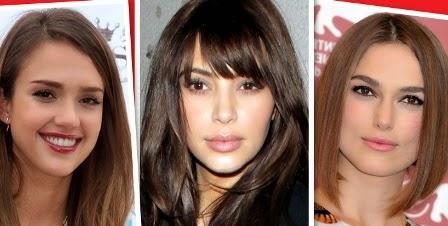 Memilih Model Rambut Yang Sesuai Dengan Bentuk Wajah